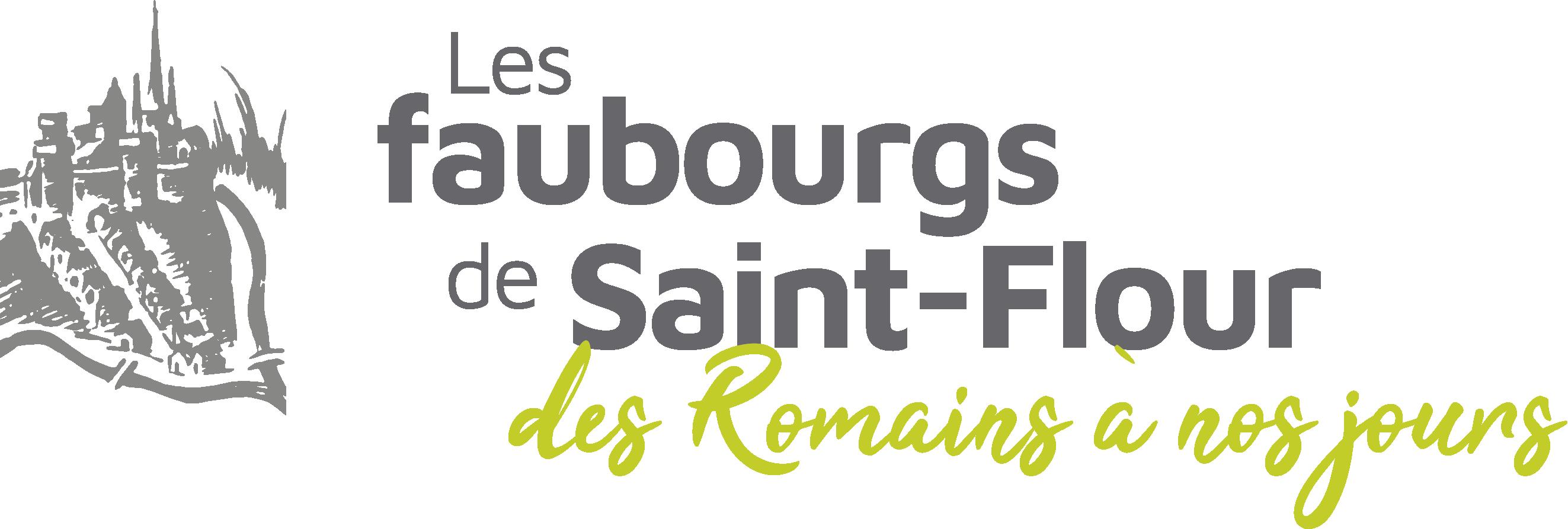 Exposition Les Faubourgs de Saint-Flour