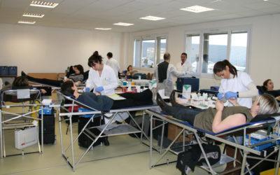 La Ville de Saint-Flour et la Communauté de communes s'engagent en faveur du don du sang