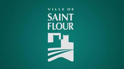LOGO VILLE de saint-flour