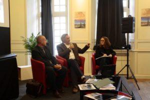 Pierre Jarlier présente le projet