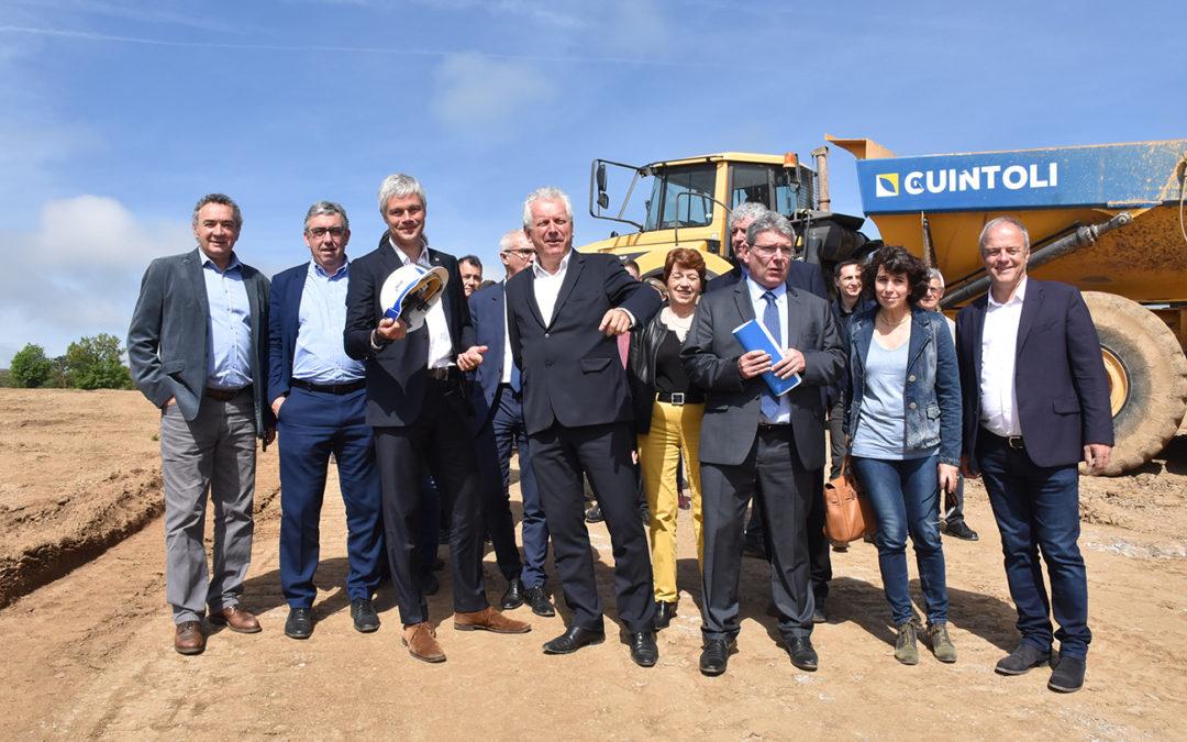 Le contournement routier de Saint-Flour démarre enfin après 20 ans de combat.