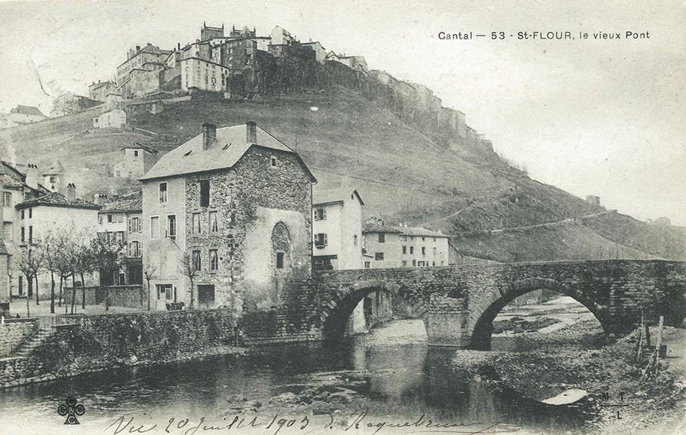 Photo-archives-saint-flour-le-vieux-pont