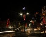 illumination noel 2018 a Saint-Flour