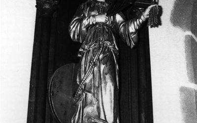 Historique de l'église Sainte-Christine