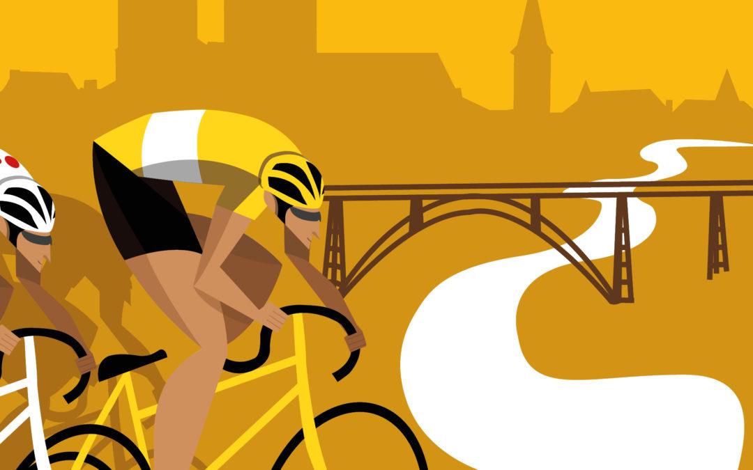 Tour de France, lundi 15 juillet à Saint-Flour