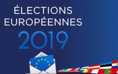 Élections Européennes :  permanence en mairie samedi 30 mars 2019