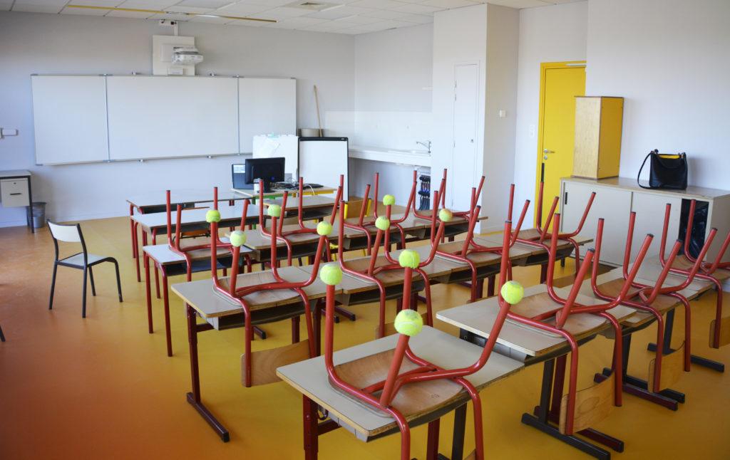 Groupe scolaire de Besserette – Fin des travaux de l'extension
