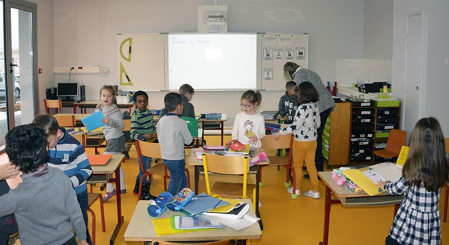 Bientôt la rentrée, les écoles se préparent