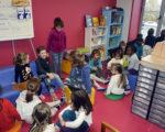 Lundi 4 mars 2019 - Rentrée dans les nouveaux locaux de l'école de Besserette
