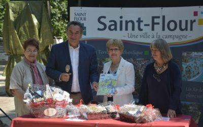 31e anniversaire de jumelage entre Saint-Flour et Orléans