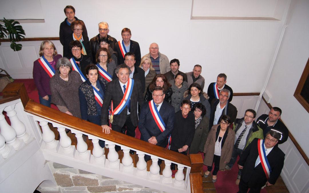 Premier Conseil Municipal de la nouvelle équipe