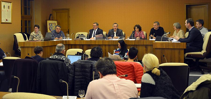 Conseil Municipal du 21 février 2019