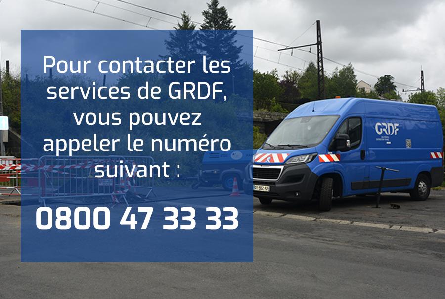 Coupure temporaire de gaz de la commune de Saint-Flour