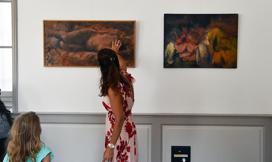 Exposition «Peintures et Pastels» de Michel LECOQUE