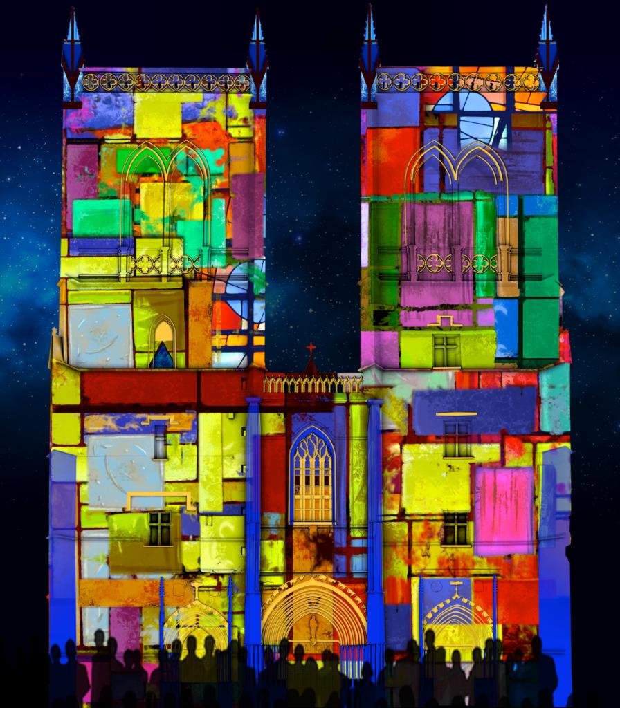 Cathédrale Saint-Pierre mise en lumière dès le 17 juillet 2019