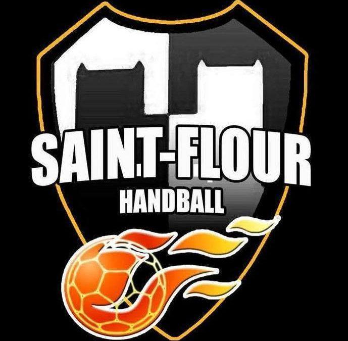 Tous avec le Saint-Flour Handball pour la prochaine saison !