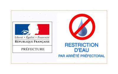 Sécheresse dans le Cantal : Saint-Flour en niveau 3 «Crise»