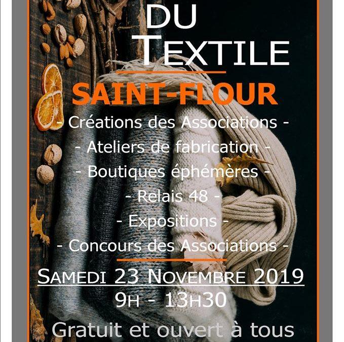journee du textile 2019