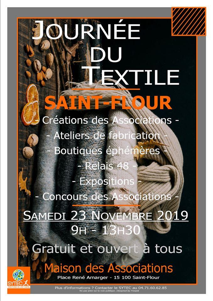 Journée du réemploi du textile
