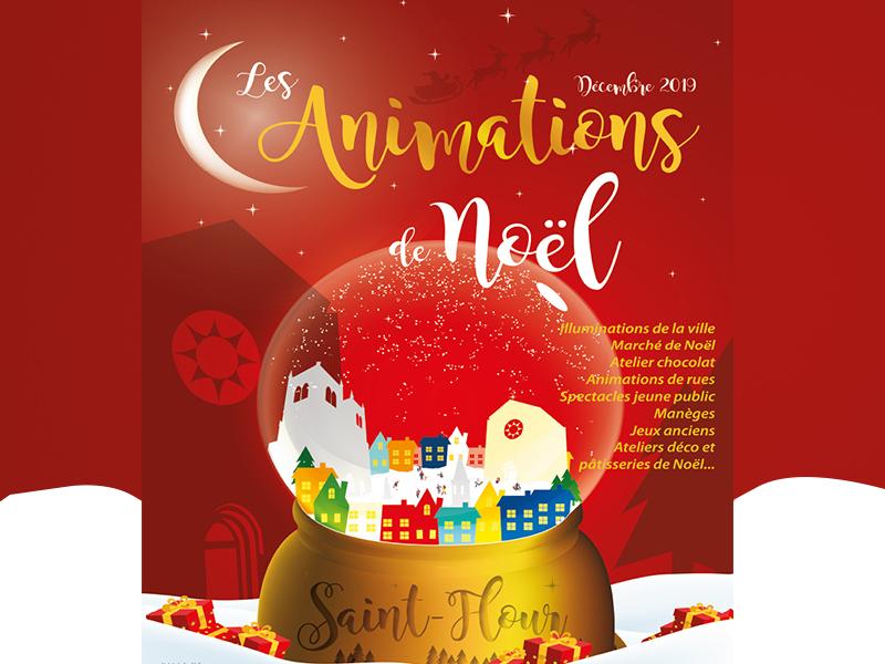 Noël à Saint-Flour