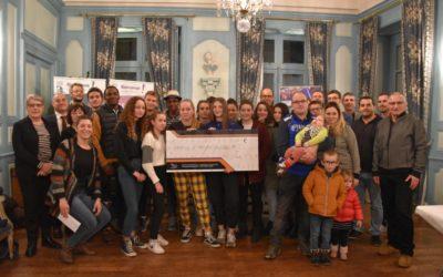 40 jeunes aident des associations caritatives pour la semaine de l'engagement