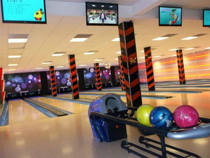 Après-midi bowling avec le Centre Social Municipal de Saint-Flour