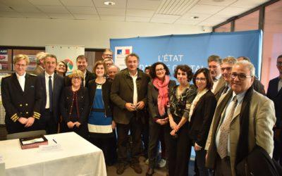 Un contrat de Transition écologique signé à Saint-Flour