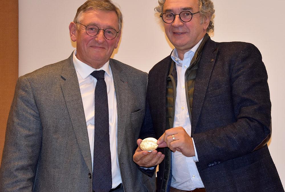 Une page s'est tournée lors du denier Conseil municipal de Pierre JARLIER en tant que maire de Saint-Flour