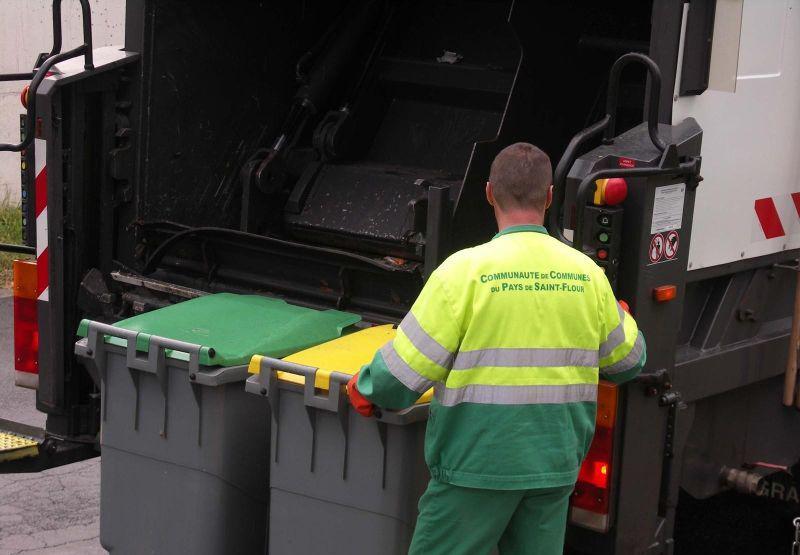 Covid-19   La collecte des déchets est maintenue dans les conditions habituelles