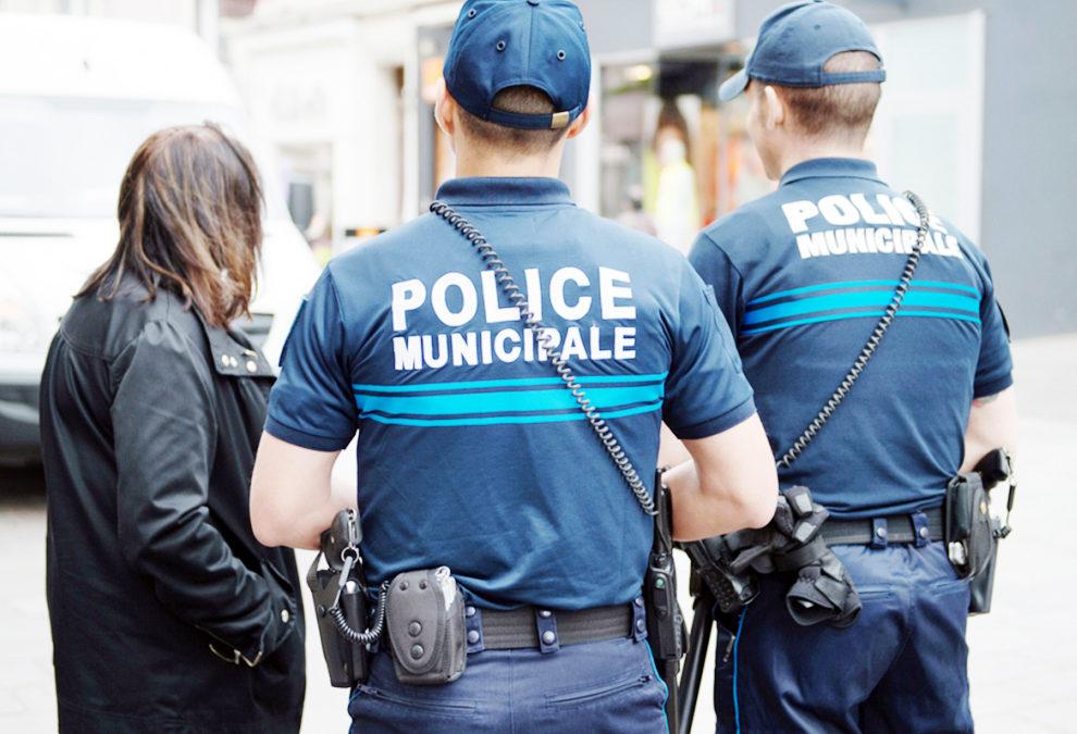 Covid-19   Continuité de service de la police municipale