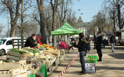 Réouverture des marchés hebdomadaires de plein air de Saint-Flour