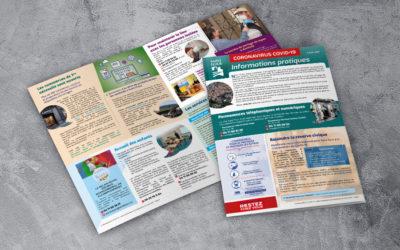 La lettre Informations pratiques dans vos boîtes aux lettres