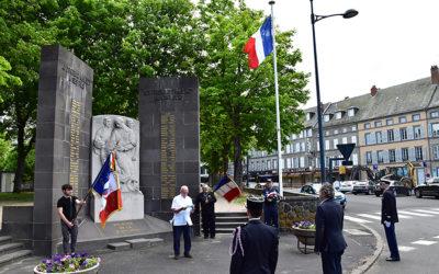 Covid-19   Une cérémonie du 8 mai 1945 en comité restreint