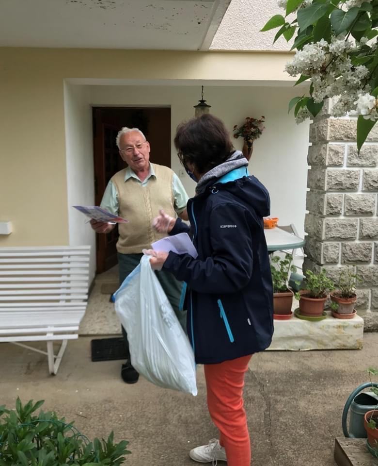 12 000 masques de la Région et du Département distribués aux Sanflorains