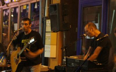 Les concerts en terrasse – 27 & 28 août