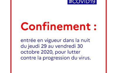 COVID-19   RECONFINEMENT
