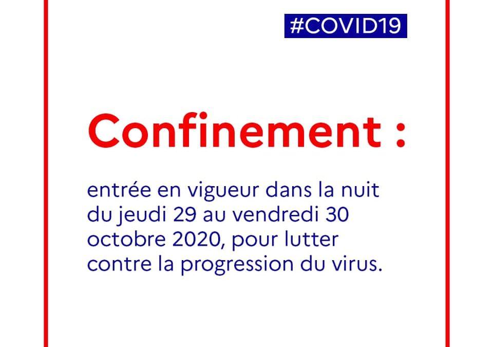 COVID-19   RECONFINEMENT