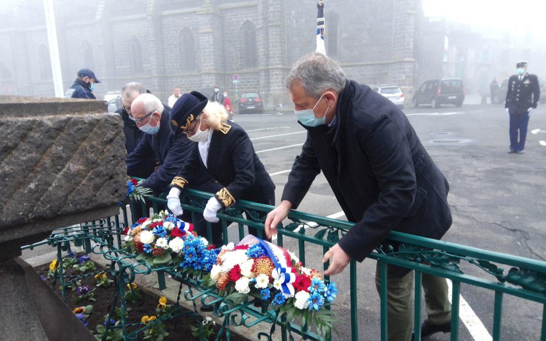 Commémoration : 102e anniversaire de l'Armistice du 11 novembre 1918