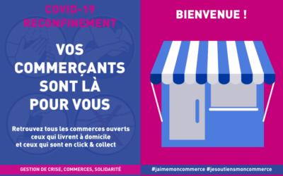 Où et comment faire vos courses à Saint-Flour pendant le confinement ?