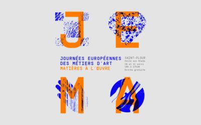 Journées Européennes des Métiers d'Art – 10 et 11 avril à Saint-Flour