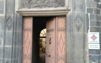 Mercredi 26 mai 2021 : ouverture des musées de Saint-Flour