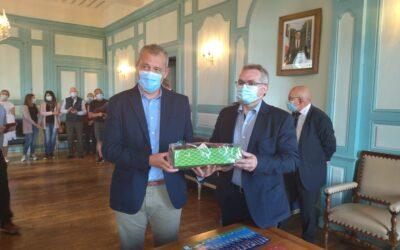 Saint-Flour accueille la délégation d'Haselünne